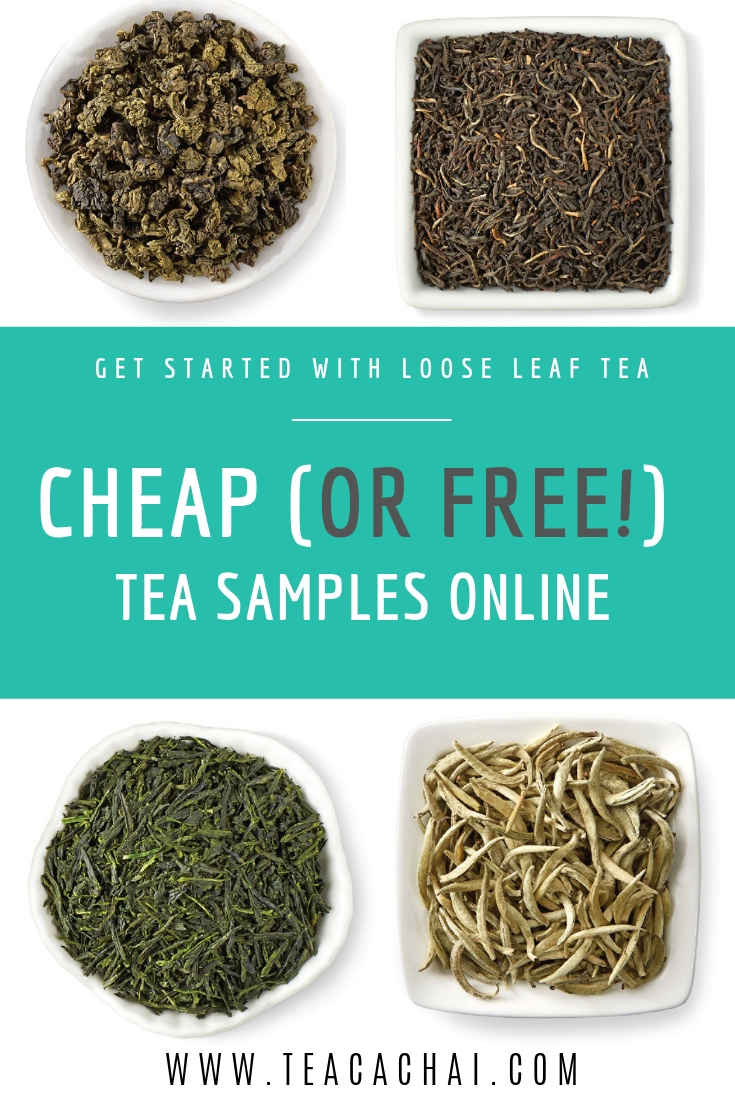 Cheap Or Free Tea Samples Online