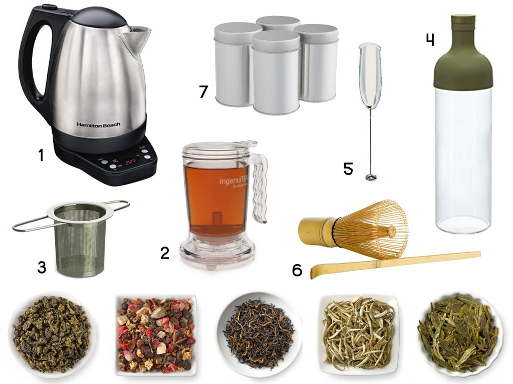 Essential Tea Tools and Accessories