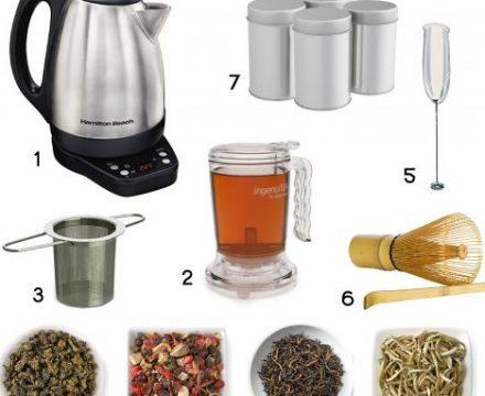 Top 7 Tea Tools and Accessories