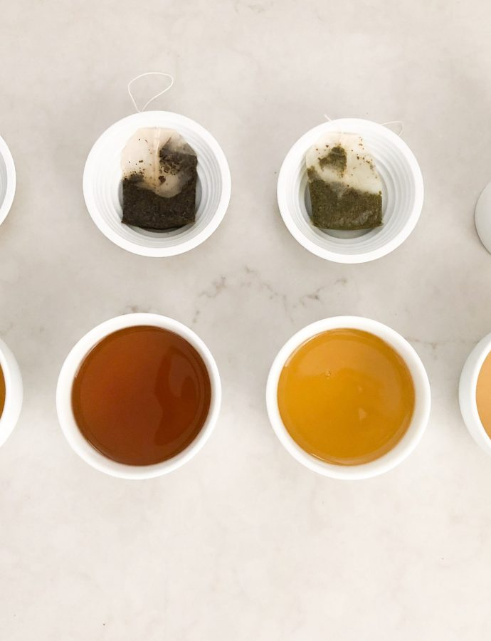 Green Tea Tasting: Comparing Teabags from Mass Market Brands