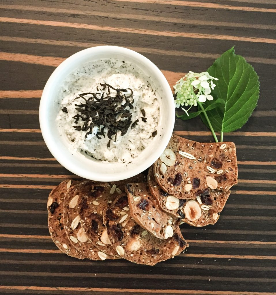 Lapsang Souchong Cream Cheese Dip Recipe