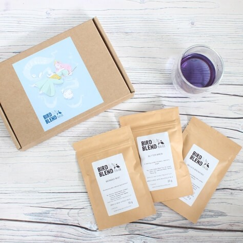 Bird and Blend Tea Subscription Box