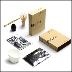 Material Matcha Starter Pack