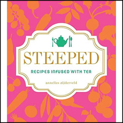 Steeped Book front cover