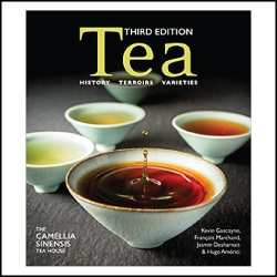 Tea Terroirs and Varieties New Book Cover