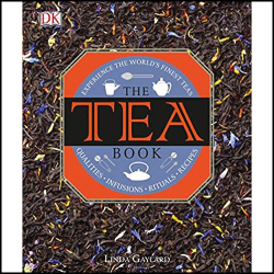 The Tea Book front cover