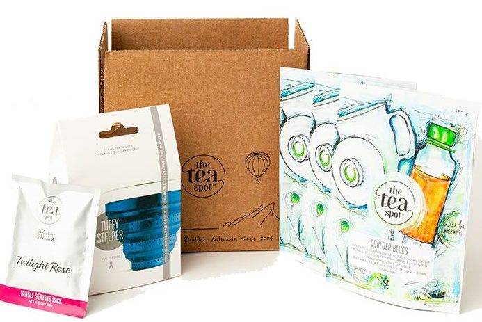 The Tea Spot Subscription Box