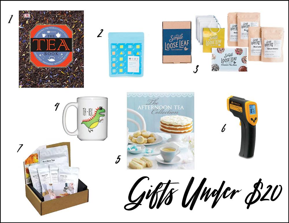 Amazon Tea Gifts Under $20