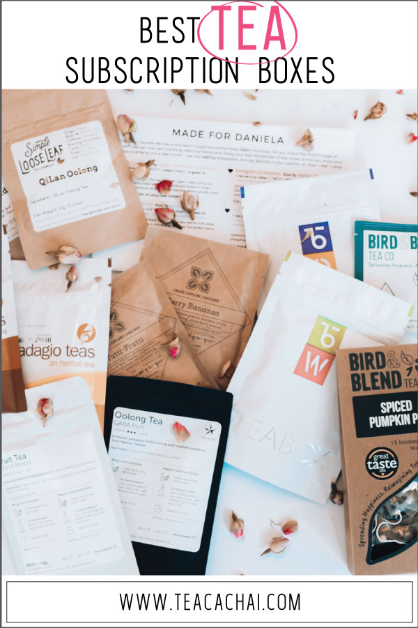 Best Tea Subscription Boxes Guide