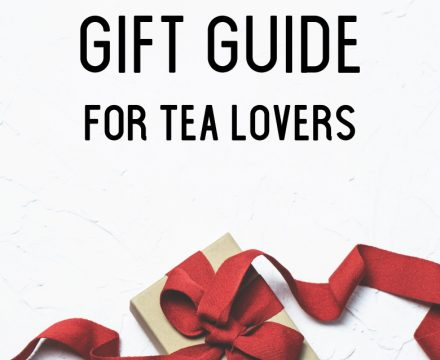 Amazon Gift Guide for Tea Lovers