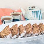 Hojicha Yoghurt Cake