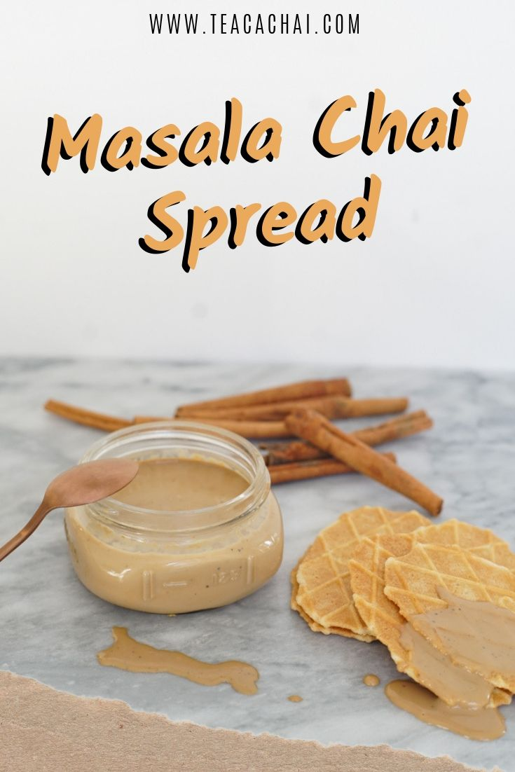 Masala Chai Spread Recipe
