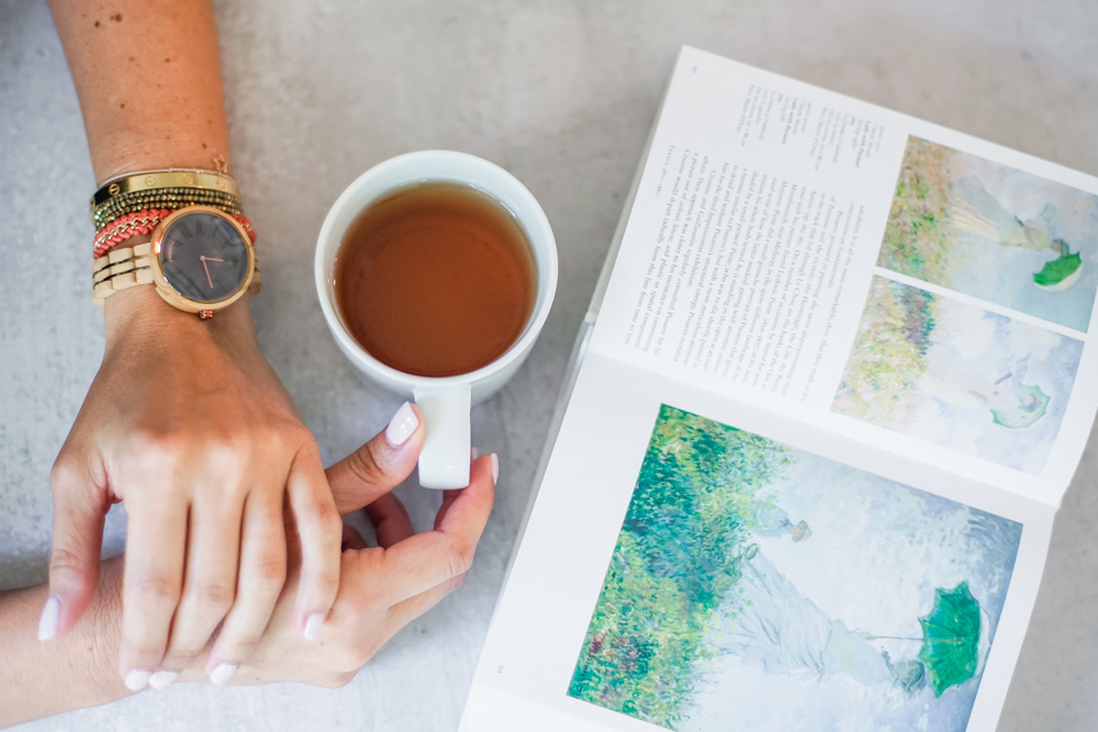 What tes to choose when you want to switch from coffee to tea