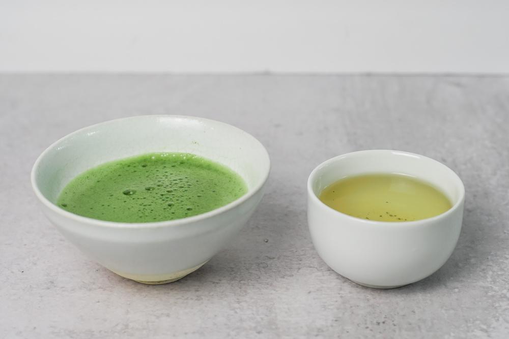 Matcha vs Green Tea Preparation