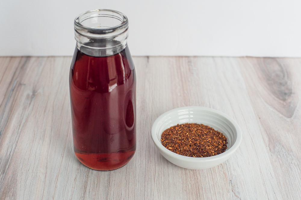 Rooibos simple syrup