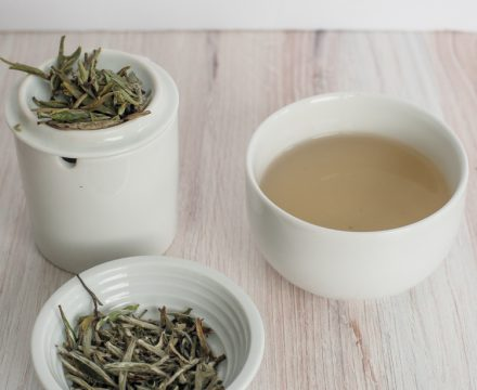 Caffeine in White Tea: Myth-Busting and Facts