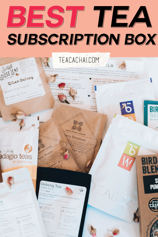 Best Tea Subscription Box Guide