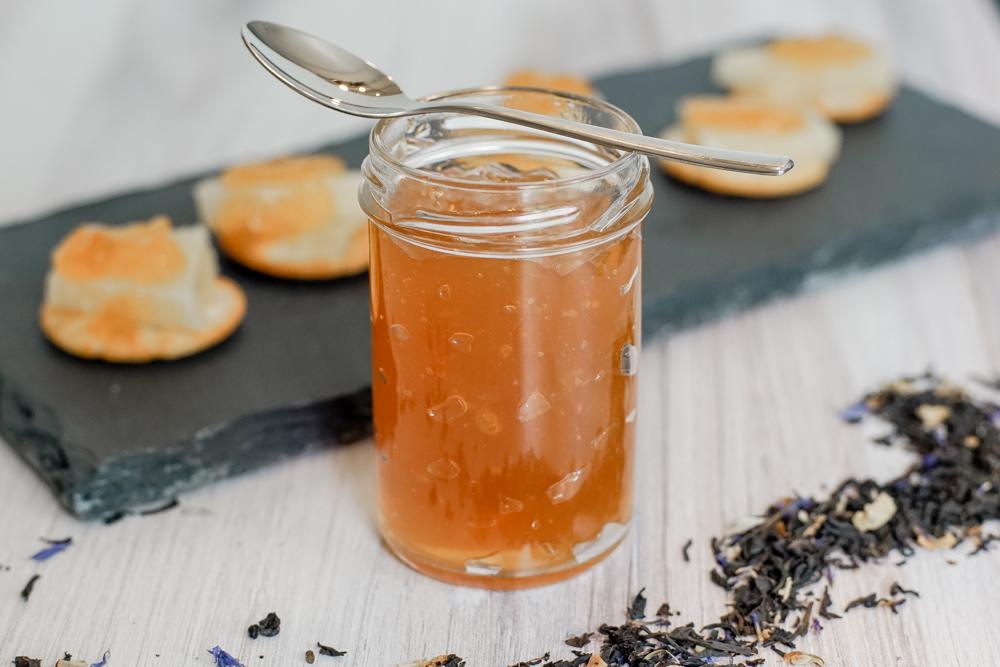 Earl Grey Tea Jelly