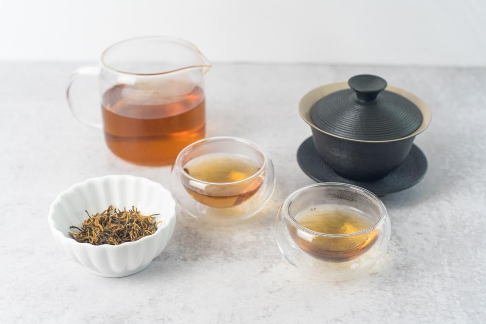 Jin Jun Mei Tea Session