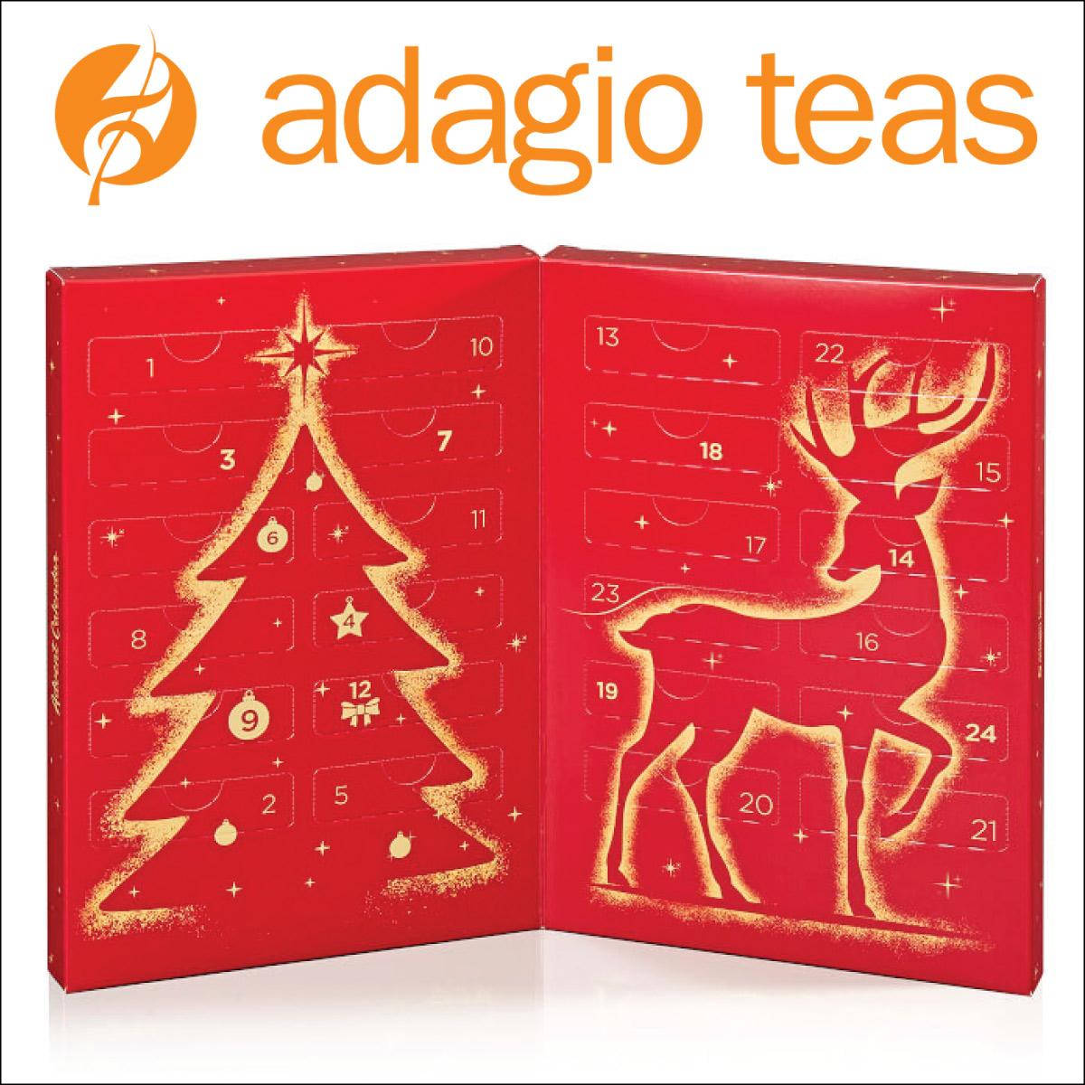 Adagio Tea Advent Calendar