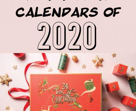 Top 7 Tea Advent Calendars of 2020