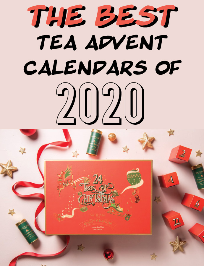 Top 7 Tea Advent Calendars of 2020